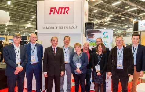 Technotrans signature charte co2 Transports Rabouin