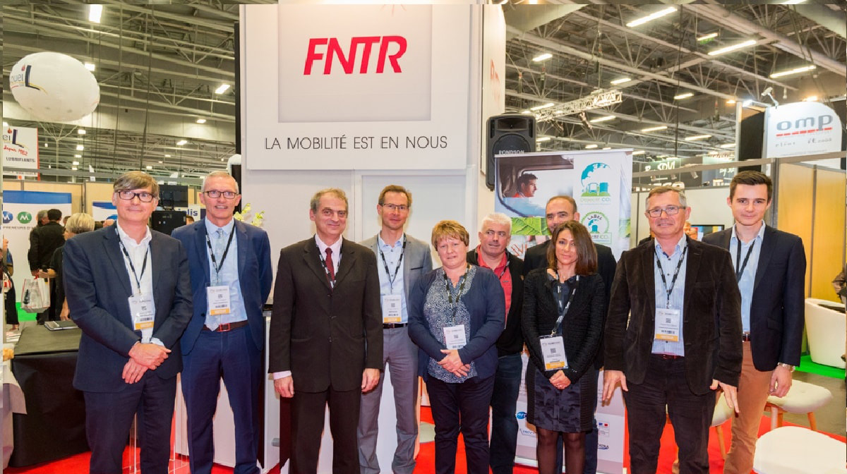 Technotrans signature charte co2 Transports Rabouin