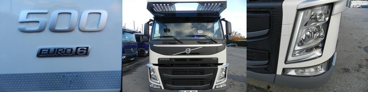 camion fm500 volvo trucks