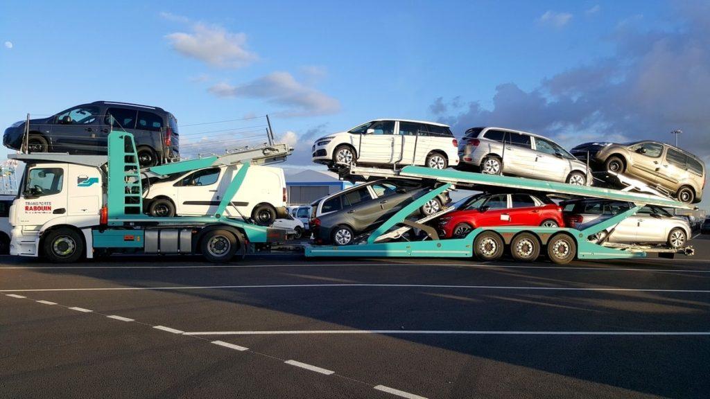Transport de véhicule camion transports rabouin