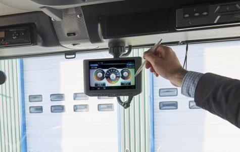 GPS Informatique embarquée Camion