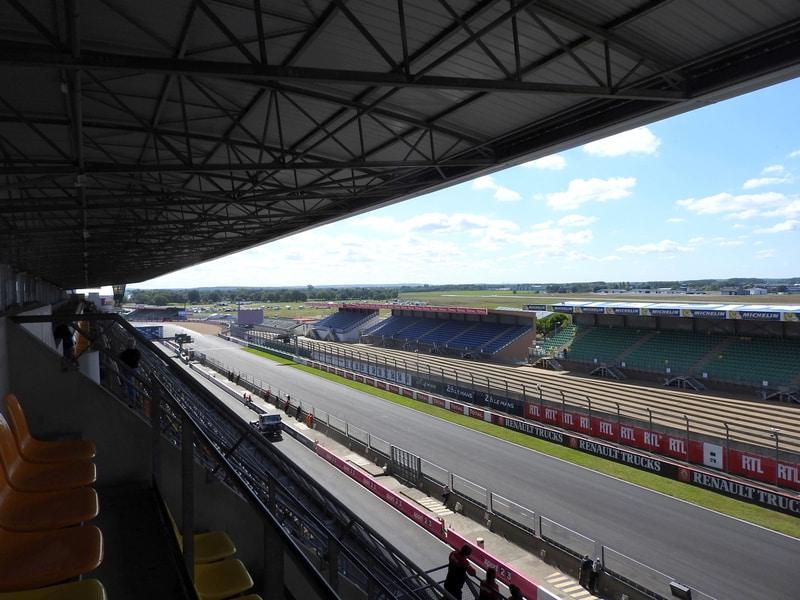 Circuit Bugatti Le Mans