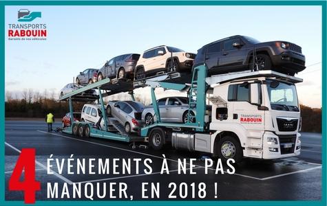 évènements camions à ne pas manquer
