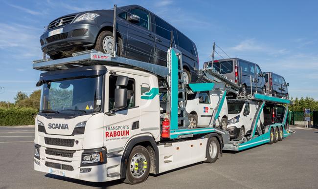 convoi transports Rabouin